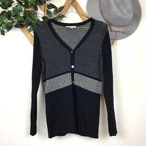 Vintage Pendleton Merino Wool Knit Cardigan